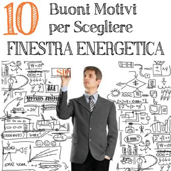 10 OTTIMI MOTIVI PER SCEGLIERCI